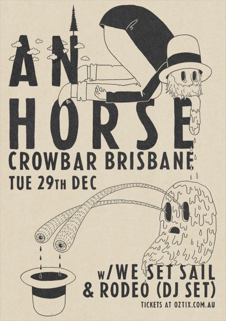 An Horse Crowbar